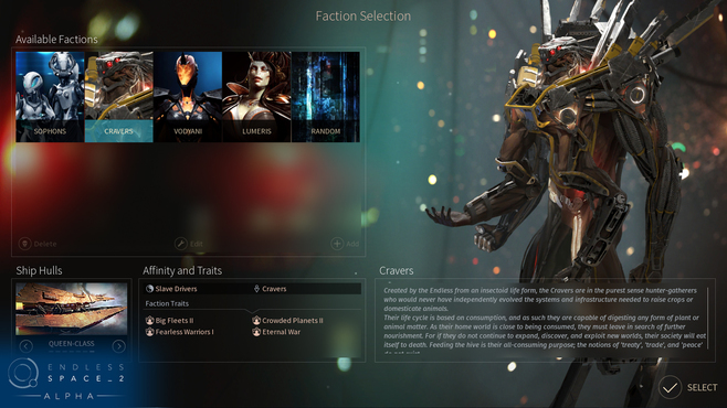 Endless Space 2 Screenshot 6