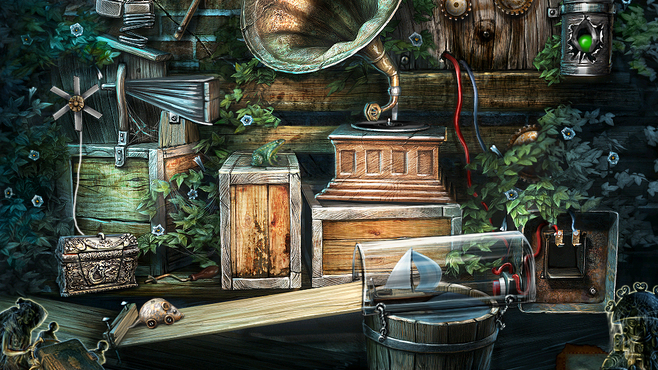Enigma Agency: The Case of Shadows Screenshot 3
