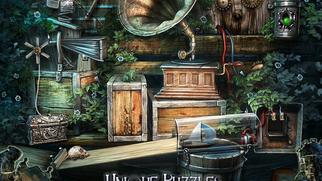 Enigma Agency: The Case of Shadows Collector's Edition Screenshot 4