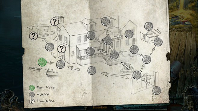 Enigma Agency: The Case of Shadows Collector's Edition Screenshot 5