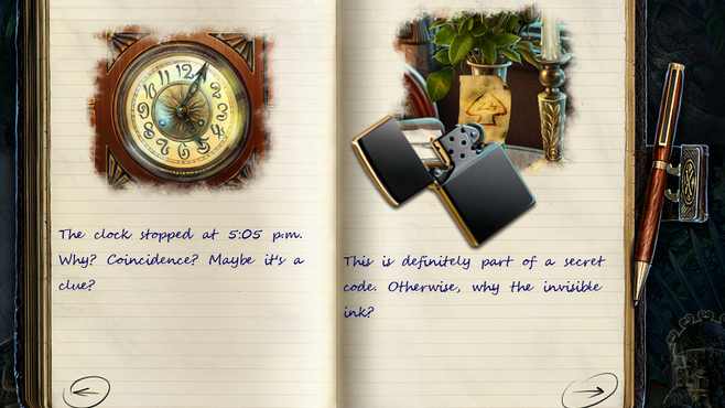 Enigma Agency: The Case of Shadows Collector's Edition Screenshot 6