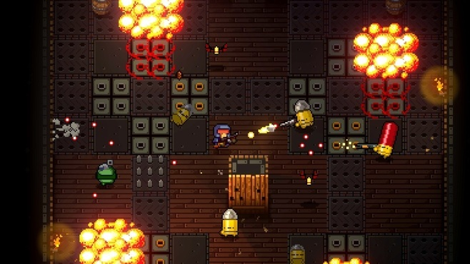 Enter The Gungeon Screenshot 9