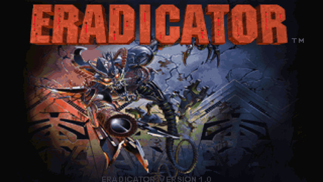 Eradicator Screenshot 1