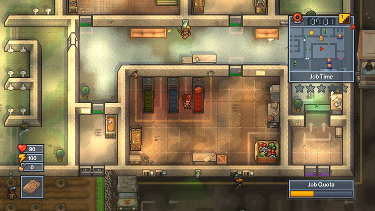 The Escapists 2 - Glorious Regime Prison Screenshot 2