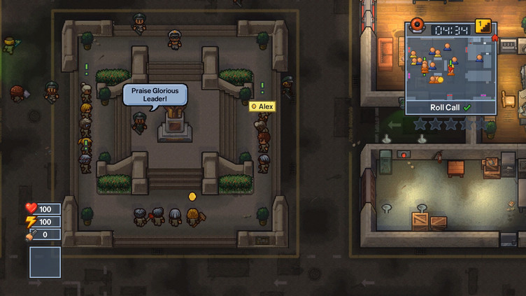 The Escapists 2 - Glorious Regime Prison Screenshot 3