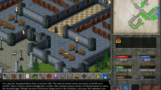 Eschalon: Book II Screenshot 1