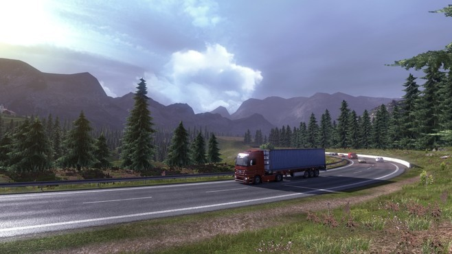 Euro Truck Simulator 2 Screenshot 7