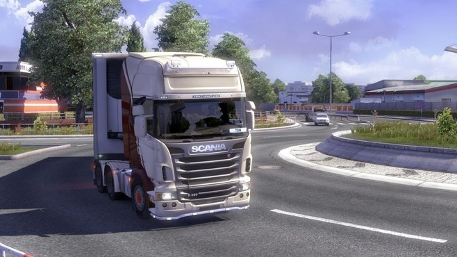 Euro Truck Simulator 2 Gold Edition Screenshot 1