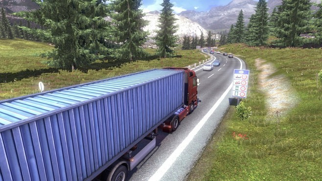 Euro Truck Simulator 2 Gold Edition Screenshot 2