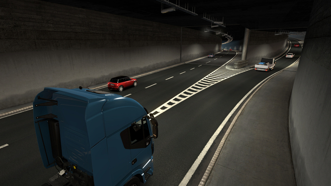 Euro Truck Simulator 2 - Scandinavia Screenshot 2