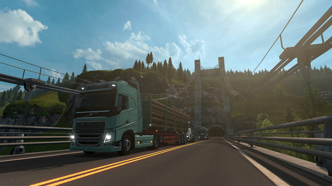 Euro Truck Simulator 2 - Scandinavia Screenshot 8