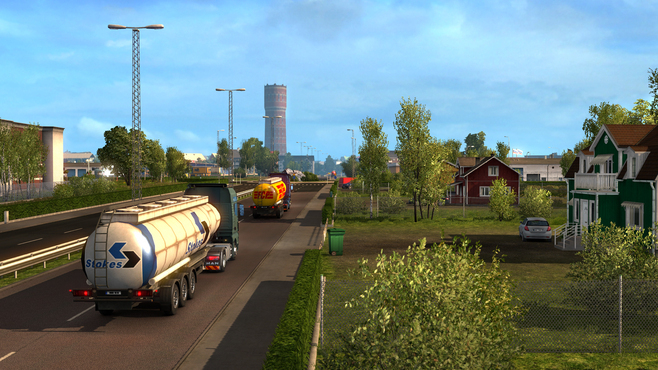 Euro Truck Simulator 2 - Scandinavia Screenshot 9