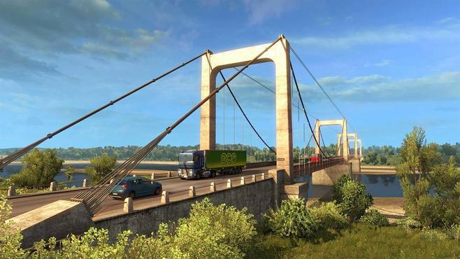 Euro Truck Simulator 2 – Vive La France Screenshot 2