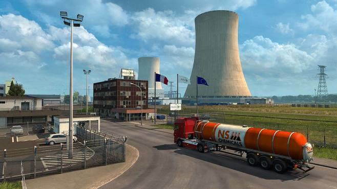 Euro Truck Simulator 2 – Vive La France Screenshot 3