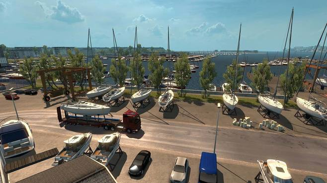 Euro Truck Simulator 2 – Vive La France Screenshot 4