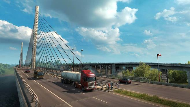 Euro Truck Simulator 2 – Vive La France Screenshot 1