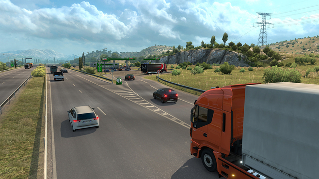 Euro Truck Simulator 2 – Vive La France Screenshot 8