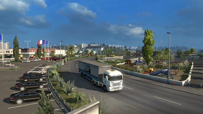 Euro Truck Simulator 2 – Vive La France Screenshot 10