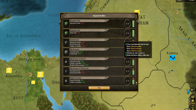 Europa Universalis III Chronicles Screenshot 2