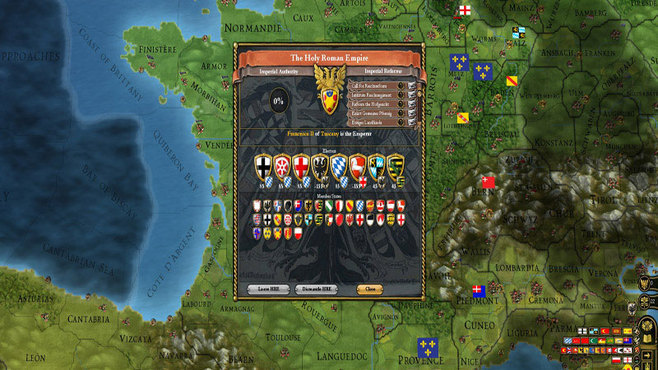 Europa Universalis III Chronicles Screenshot 3