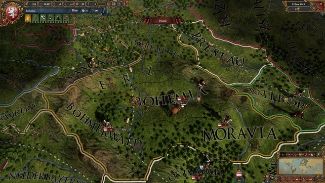 Europa Universalis IV: Art of War Screenshot 3