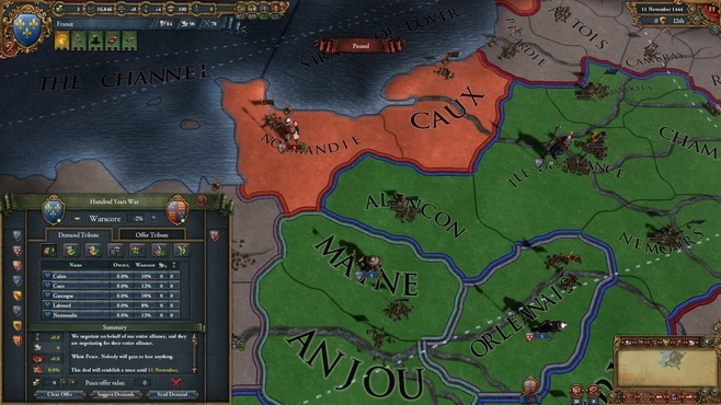 Europa Universalis IV: Art of War Screenshot 7