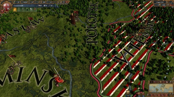 Europa Universalis IV: Art of War Screenshot 8