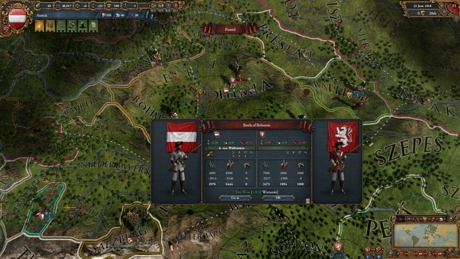 Europa Universalis IV: Art of War Screenshot 9