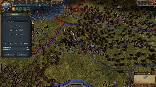 Europa Universalis IV: Art of War Screenshot 10