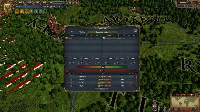 Europa Universalis IV: Call-to-Arms Pack Screenshot 1