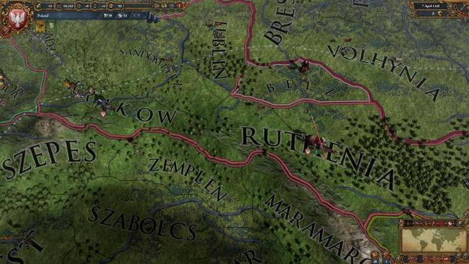 Europa Universalis IV: Call-to-Arms Pack Screenshot 3