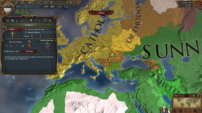 Europa Universalis IV: Call-to-Arms Pack Screenshot 5