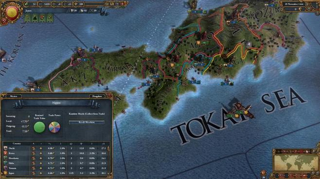 Europa Universalis IV: Call-to-Arms Pack Screenshot 6