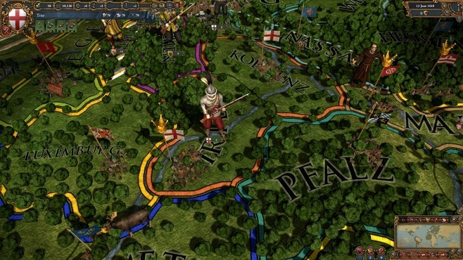 Europa Universalis IV: Catholic League Unit Pack Screenshot 5