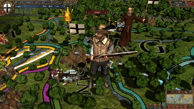 Europa Universalis IV: Catholic League Unit Pack Screenshot 7
