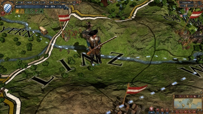 Europa Universalis IV: The Art of War Collection Screenshot 2