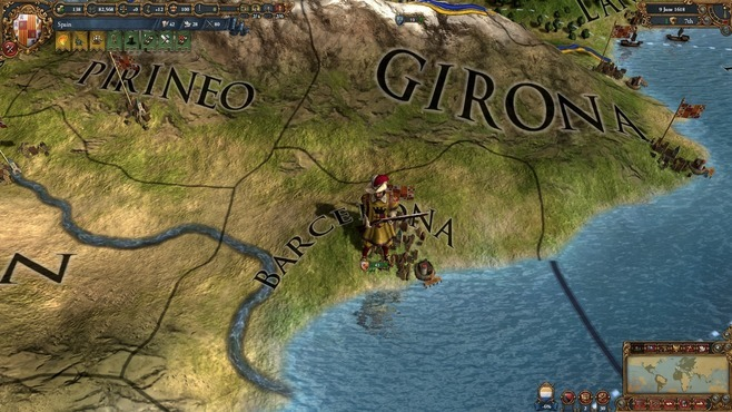 Europa Universalis IV: The Art of War Collection Screenshot 6