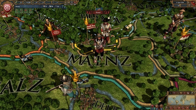 Europa Universalis IV: The Art of War Collection Screenshot 8