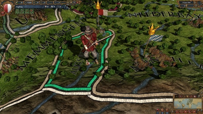 Europa Universalis IV: Evangelical Union Unit Pack Screenshot 4
