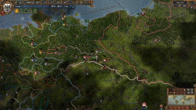 Europa Universalis IV: Collection Screenshot 13