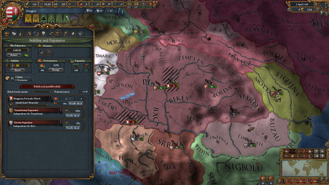 Europa Universalis IV: Collection Screenshot 27
