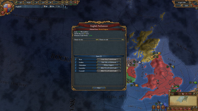 Europa Universalis IV: Common Sense Screenshot 4