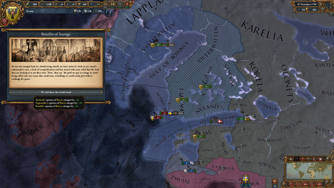Europa Universalis IV: Common Sense Content Pack Screenshot 5