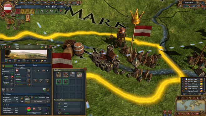 Europa Universalis IV: Common Sense Content Pack Screenshot 6