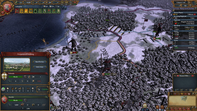 Europa Universalis IV: Common Sense Content Pack Screenshot 10