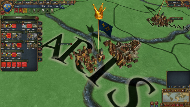 Europa Universalis IV: Sounds from the Community - Kairis Soundtrack Screenshot 3
