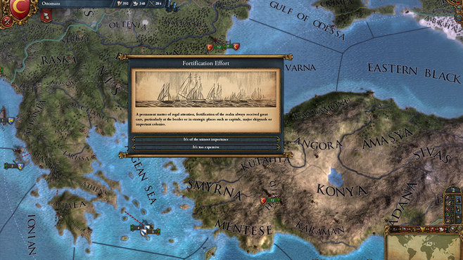 Europa Universalis IV Conquest Collection Screenshot 2