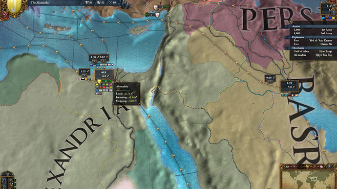 Europa Universalis IV Conquest Collection Screenshot 4