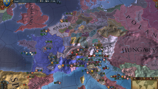 Europa Universalis IV Conquest Collection Screenshot 5
