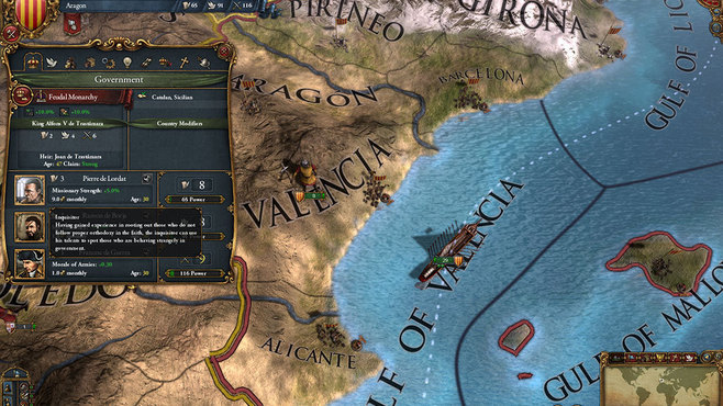 Europa Universalis IV Conquest Collection Screenshot 6